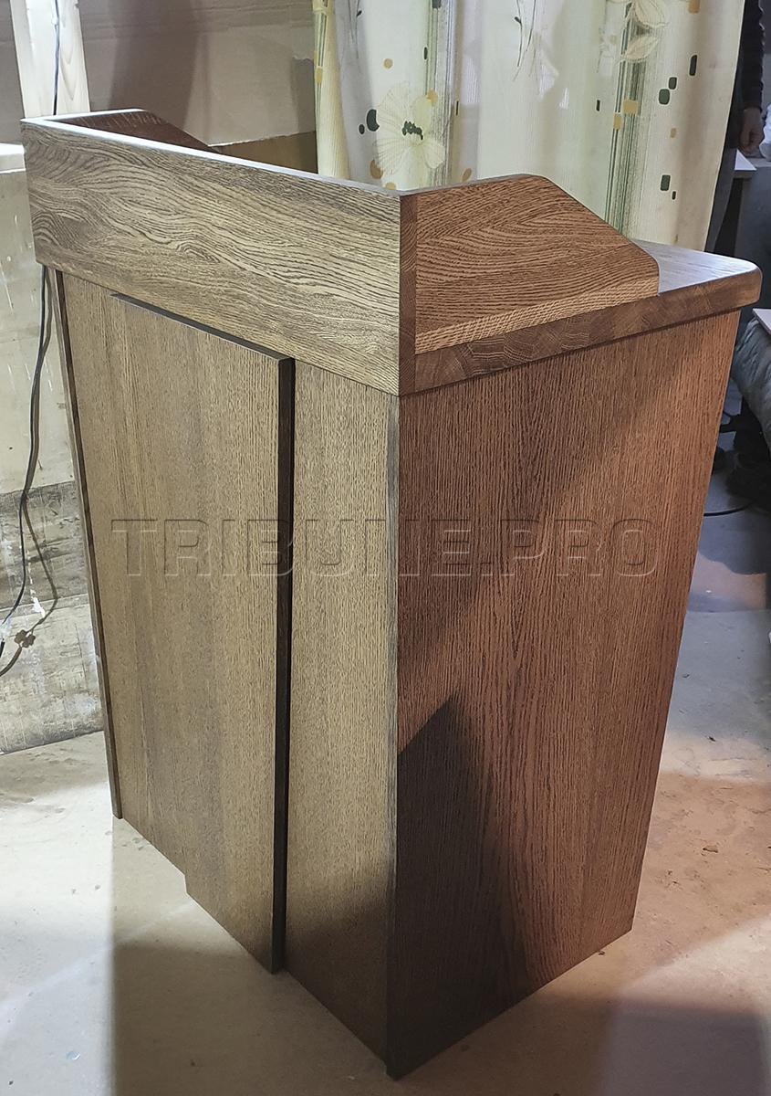 Трибуна деревянная Румекс